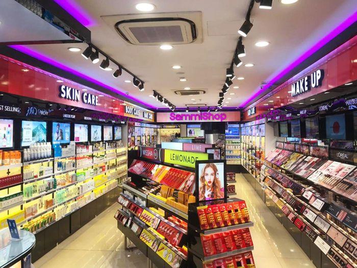 Top địa chỉ mua mỹ phẩm uy tín tại TPHCM